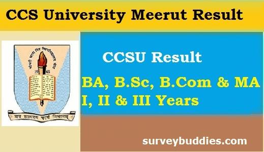 CCSU Result
