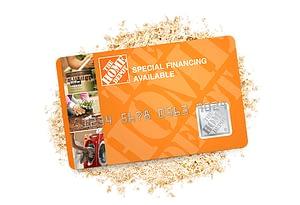 Home Depot Credit Card